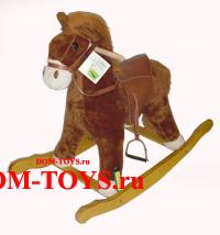 Как сделать подвижную лошадь из картона 141